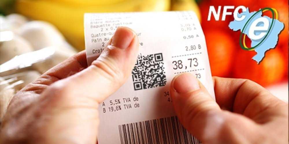 Vigência da NFCe Nota Fiscal de Consumidor Eletrônica