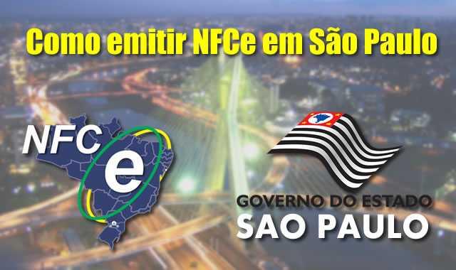 Como Emitir NFCe em São Paulo